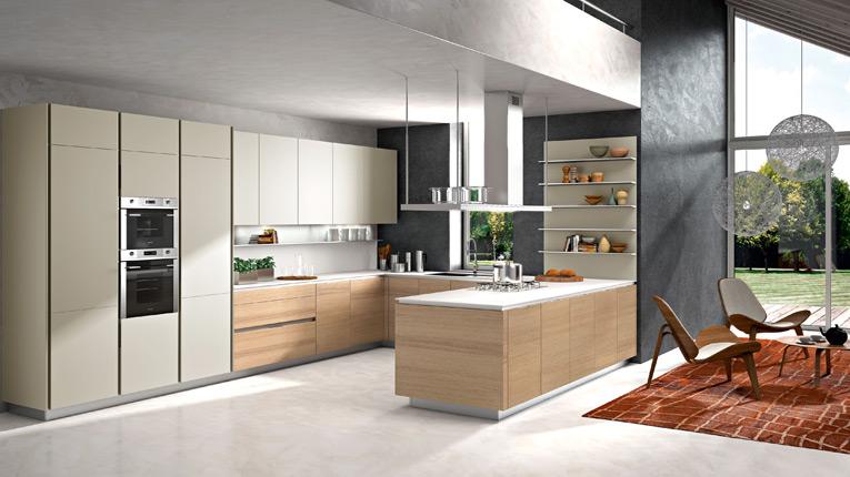 Snaidero Orange Design - Product in beeld - Startpagina voor keuken ...