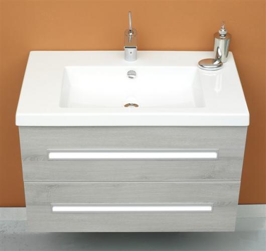 Thebalux jubileum onderkast met wastafel keramiek product in beeld startpagina voor badkamer - Badkamer met wastafel ...