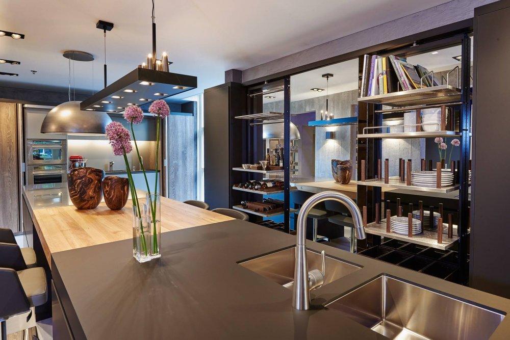 Tieleman exclusief speculo keuken by eric kant product in beeld startpagina voor keuken - Bar design keuken ...