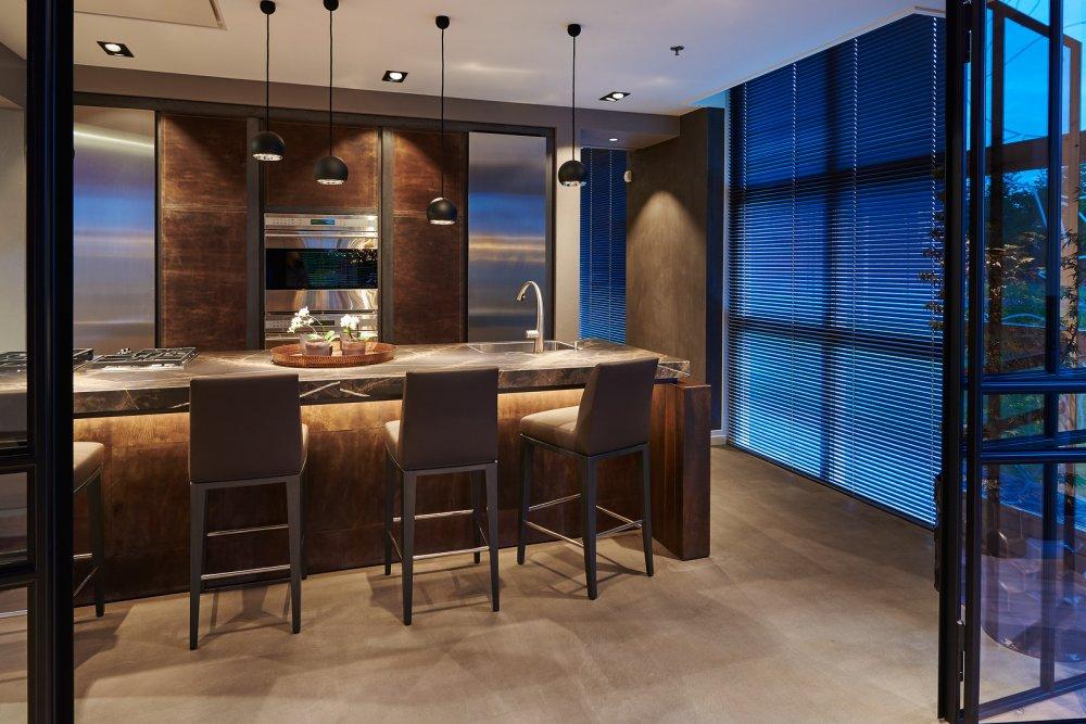 Design Rvs Keukens : Tieleman Exclusief keuken Corio by Eric Kant Product in