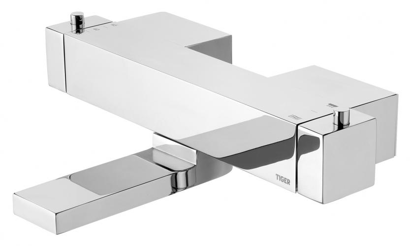 Stuc Plafond Badkamer ~ Tiger badmengkraan  Product in beeld Startpagina voor badkamer