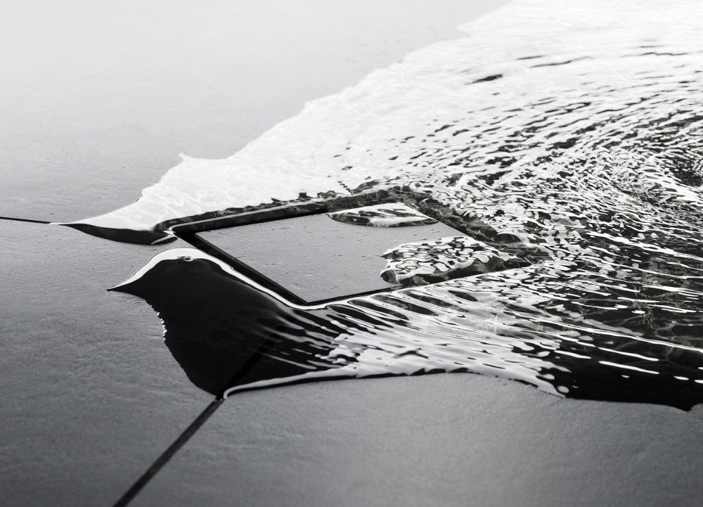 Badkamer Wastafel Afvoer : Prijswinnend advantix afvoer in tegelvorm product in beeld
