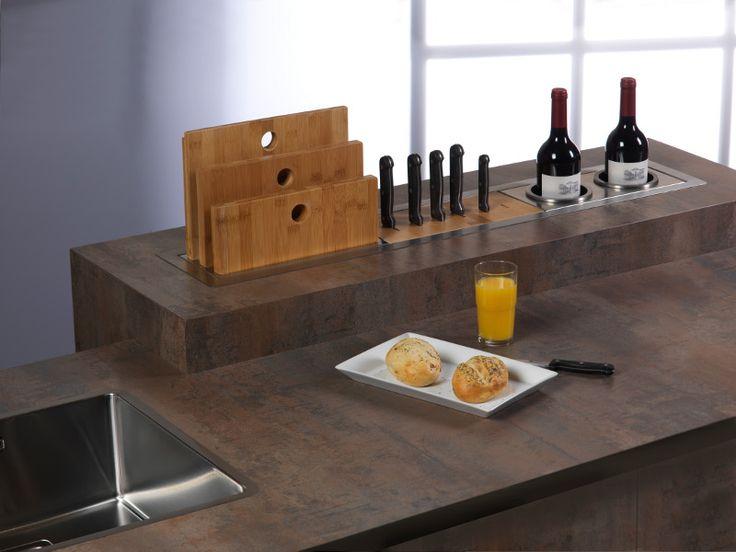 Keuken Stopcontact Werkblad : – Product in beeld – Startpagina voor keuken idee?n UW-keuken.nl