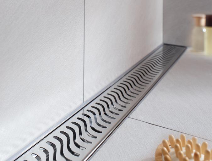 Design afwateringsgoten |  ACO ShowerDrain