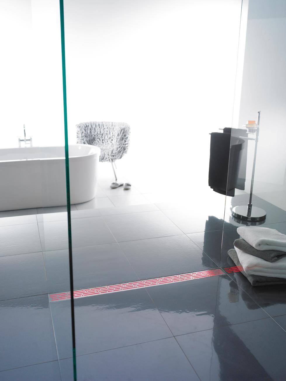 ACO ShowerDrain met Ledverlichting