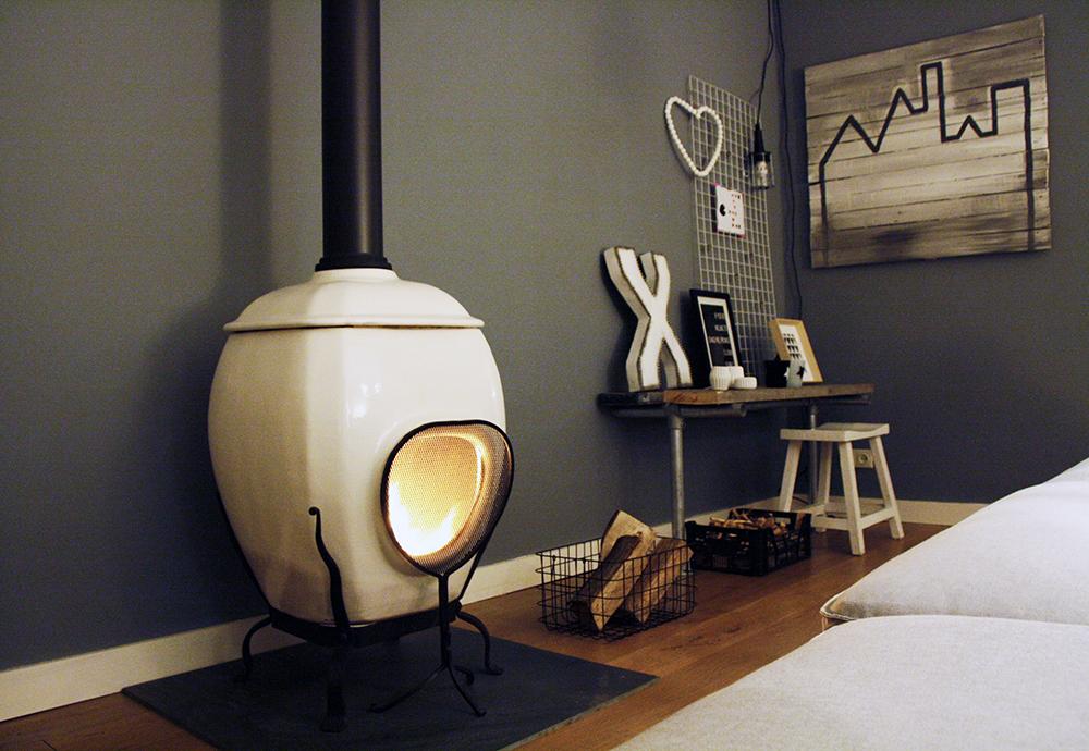 African Flame keramische pothaarden