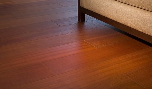Afzelia lamelparket u bax houthandel product in beeld