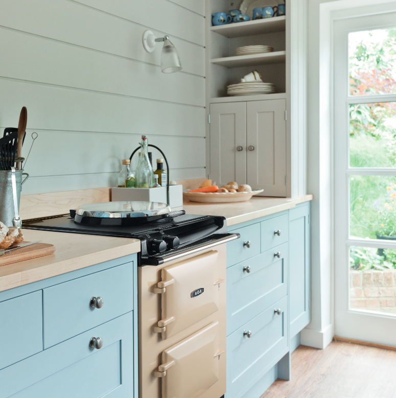 Fornuis voor de kleine keuken | AGA