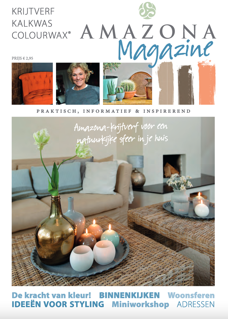 Online magazine | Amazona