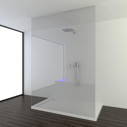 Aquaconcept - douchewand tot aan het plafond Sky Concept