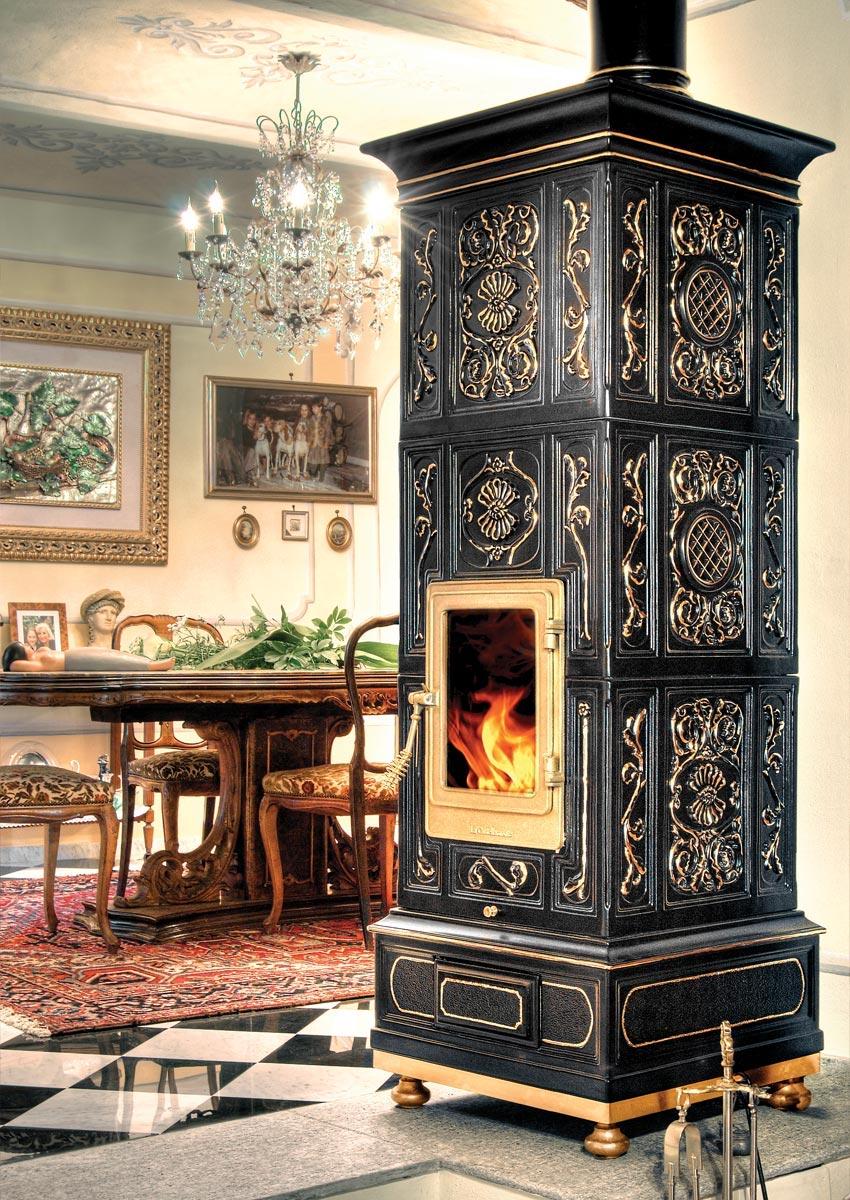 Klassieke houtkachel | Art of Fire