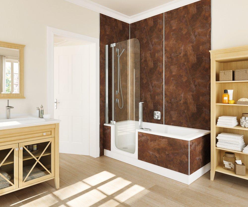 Artweger artwall muurpanelen product in beeld startpagina voor badkamer idee n uw - Muurpanelen badkamer ...