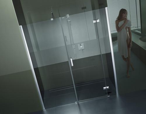 Artweger highline douchewand product in beeld startpagina voor badkamer idee n uw - Muurpanelen badkamer ...