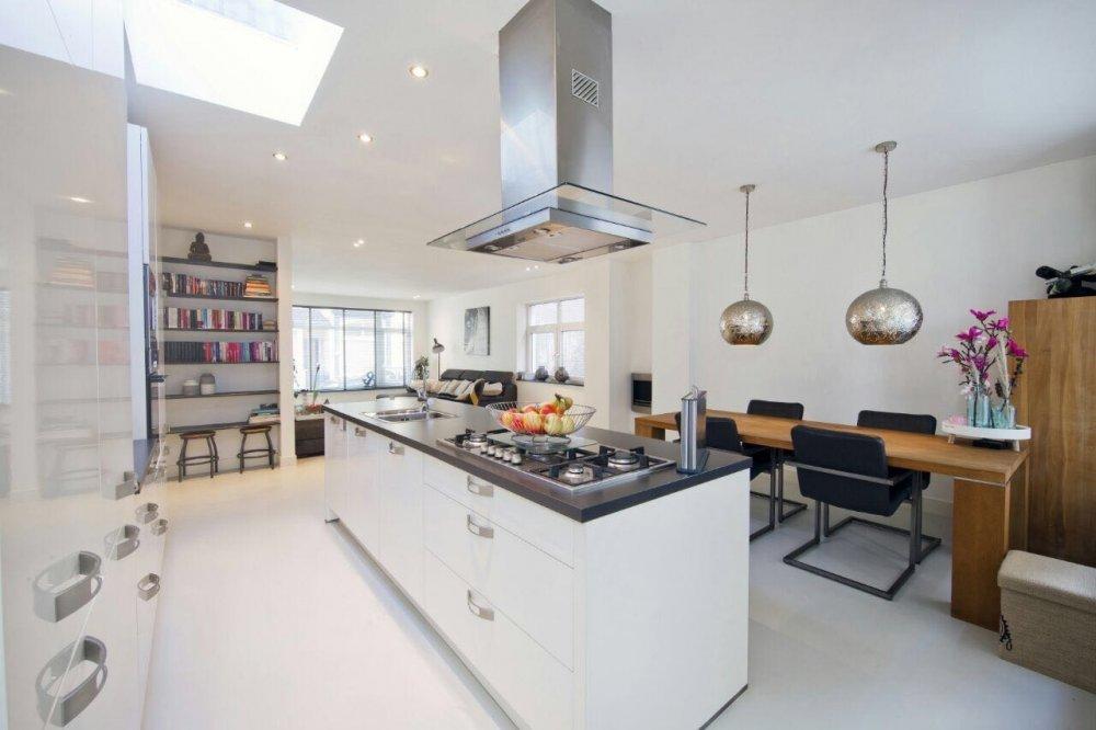 Gietvloer Kitchens Keuken : Atam gietvloeren woonkeuken product in beeld startpagina