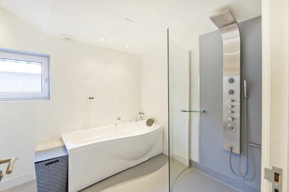 ATAM Gietvloeren Badkamer