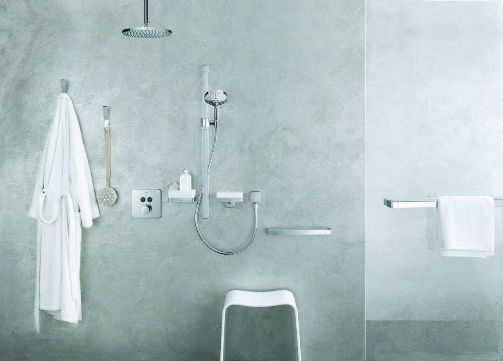 Axor Universal accessoiresysteem aangepaste badkamer