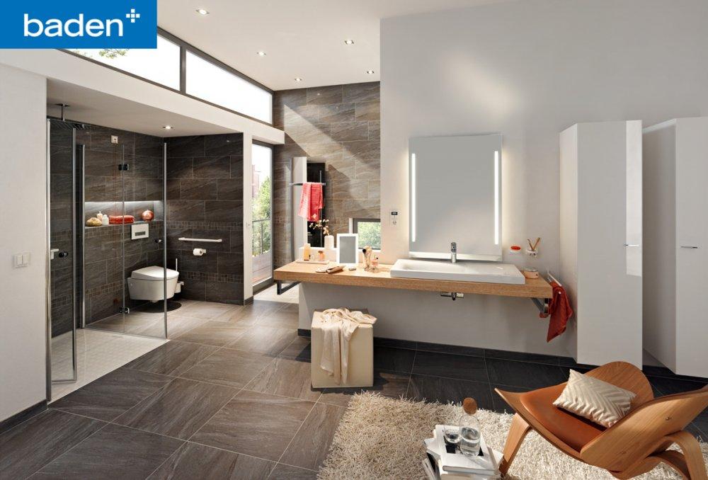 Baden+ badkamer comfort, gemak en veiligheid
