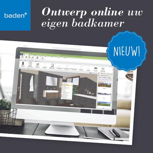 Baden badkamerontwerper