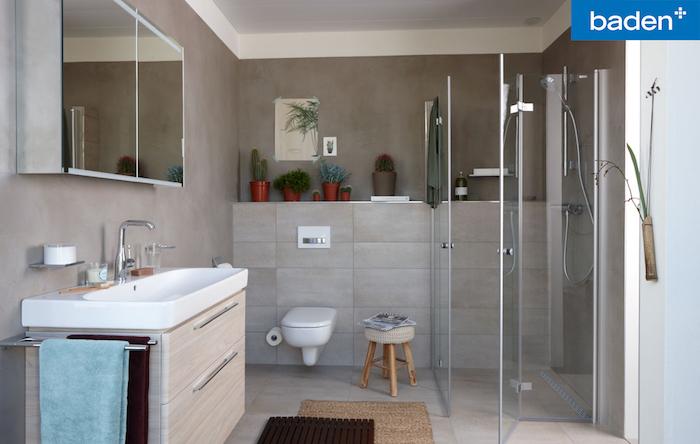Baden+ badkamertrend: botanisch