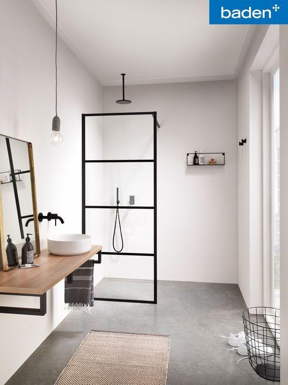 Baden+ badkamertrend: industrieel