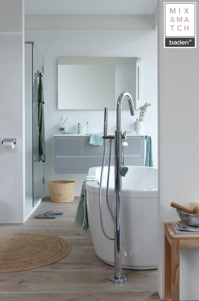 Baden+ huismerk, Mix & Match baden