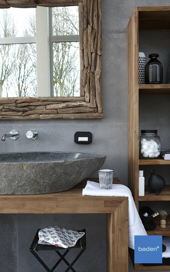 baden natuurlijke badkamer