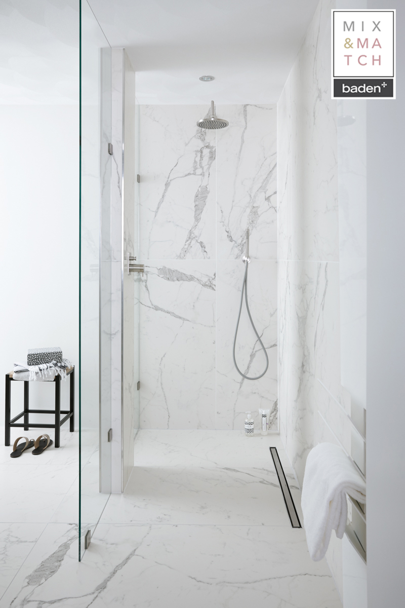 Baden+ Mix & Match All Marble badkamer - Product in beeld ...