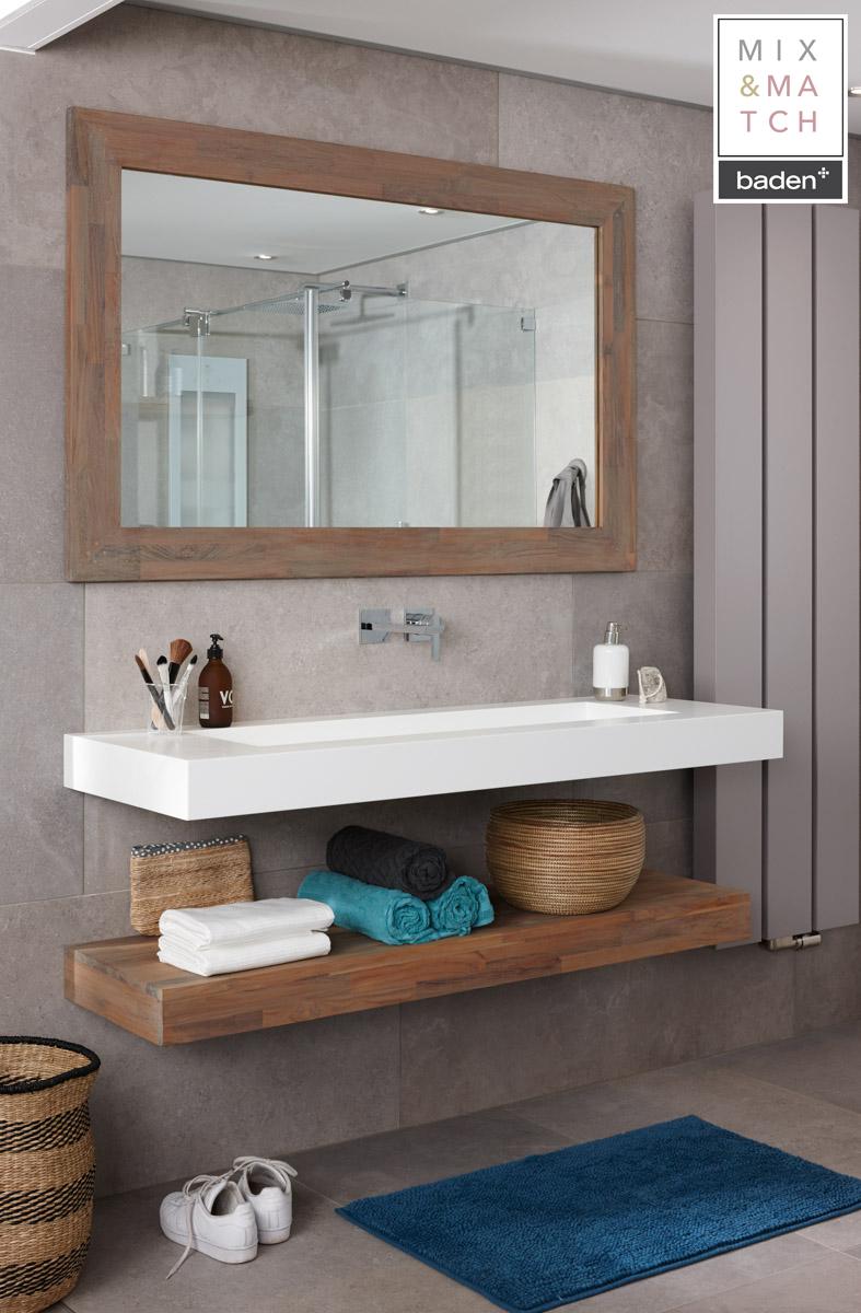 Baden+ Mix & Match Loft badkamer - Product in beeld - Startpagina ...