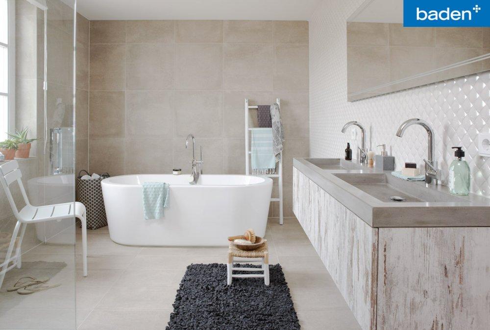 Baden+ | Tips om uw badkamer langer mooi én schoon te houden.