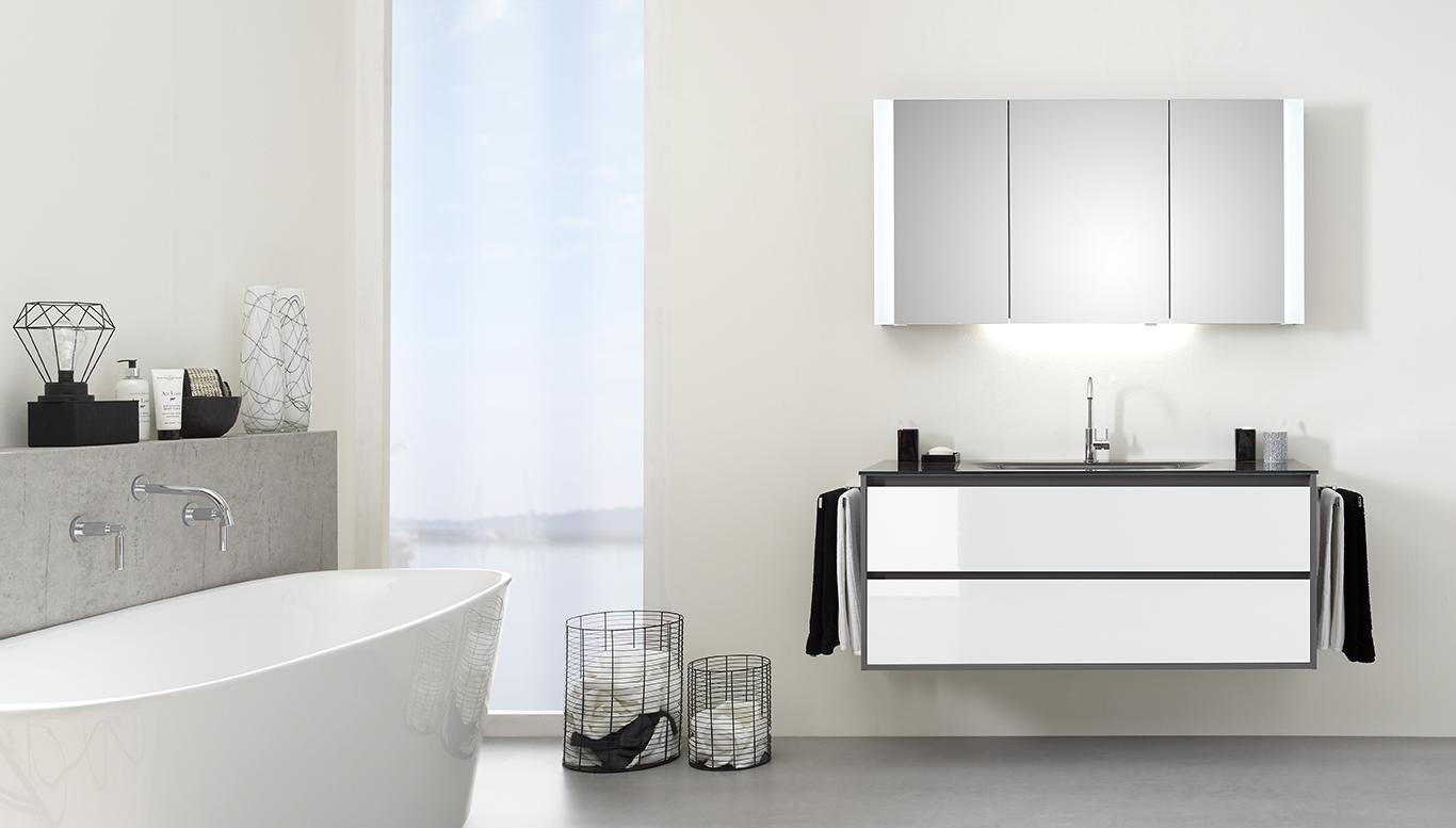 Badmeubel hoogwaardige kwaliteit en luxe, Contigo deluxe | Pelipal