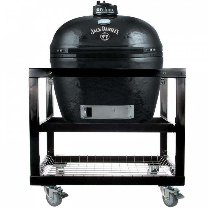 BBQ Grill Primo Oval Jack Daniëls XL 400
