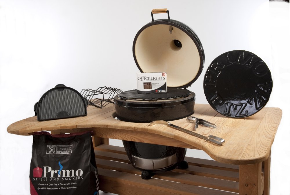 BBQ Grill Primo accessoires