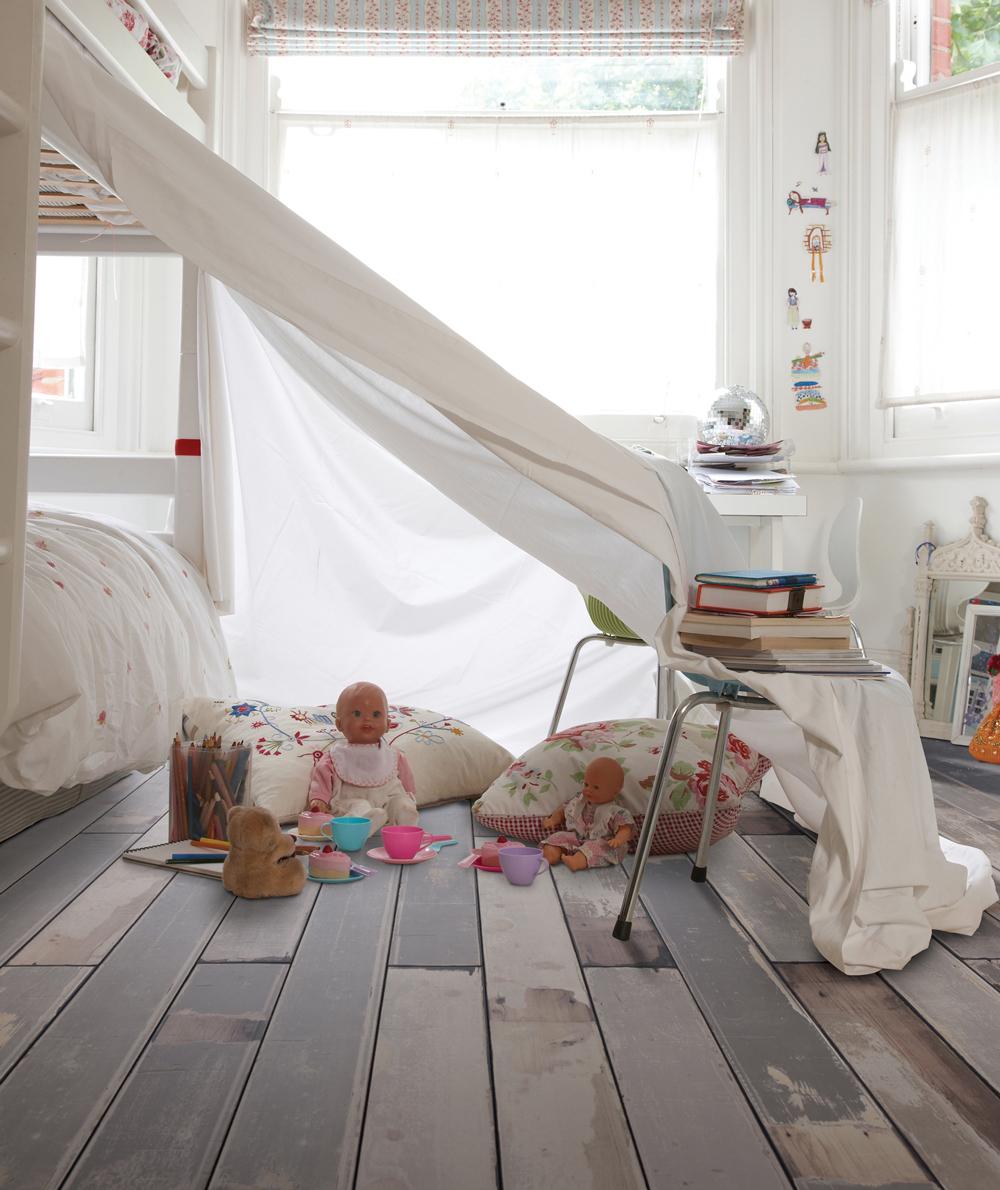 Lamett Beach House - verbluffend sloophout laminaat
