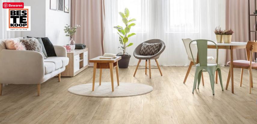 Tegelvloer met houtlook | Beste Koop Tegels