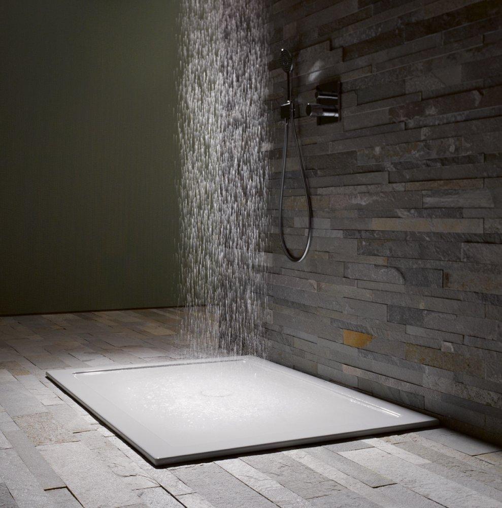 Cement Wand Badkamer ~ BETTEONE douchebak  Product in beeld  Startpagina voor badkamer