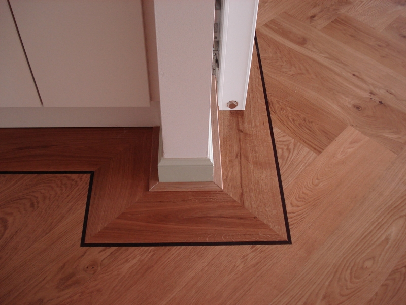 20170314 170507 eiken parket in badkamer - Badkamer houten vloer ...