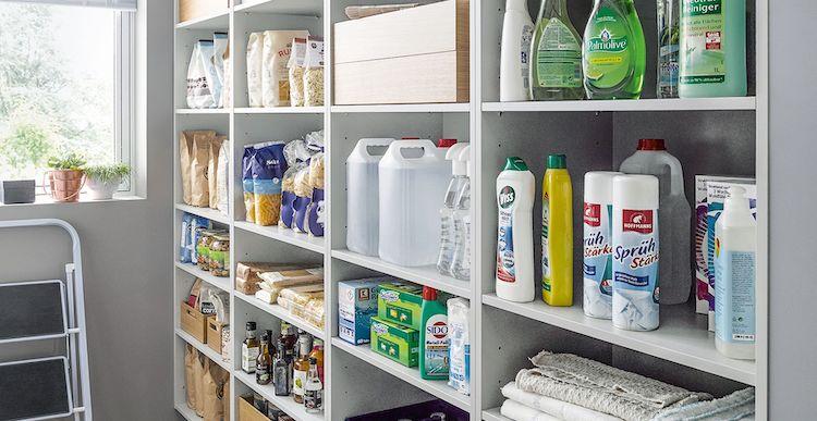 Extra voorraadruimte | Bijkeuken.nl