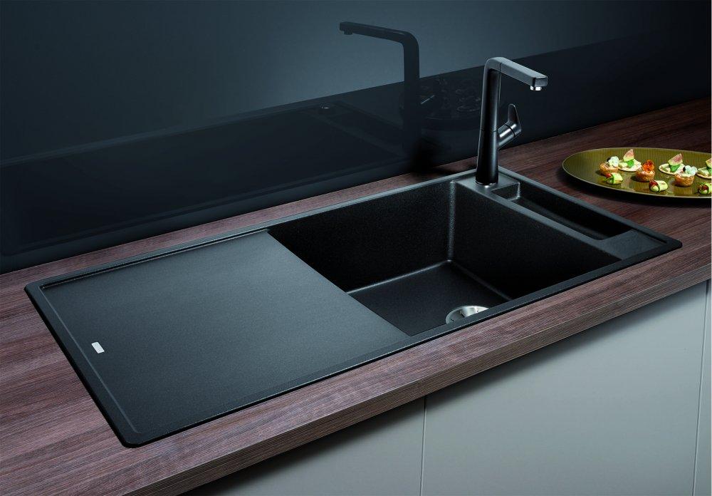 blanco axia iii 6 s spoelbakken product in beeld. Black Bedroom Furniture Sets. Home Design Ideas