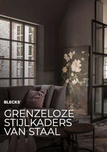 Blecks Stalen Deuren Inspiratiemagazine