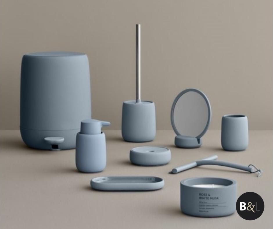 Blomus badkamer accessoires | Bath&Living