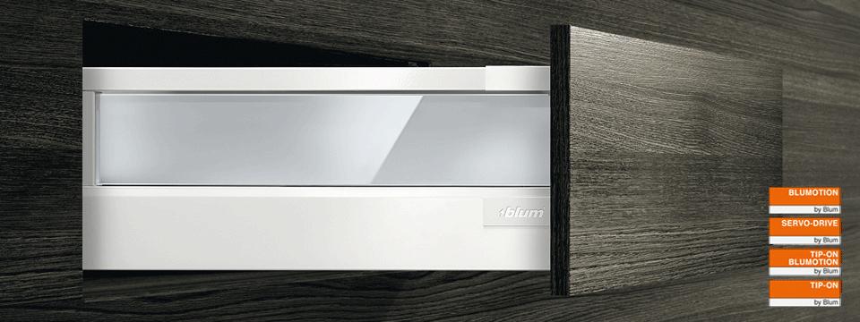 Blum Tandembox antaro keukenlade