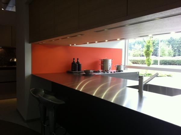 Glasplaat Keuken Schoonmaken : – Product in beeld – Startpagina voor keuken idee?n UW-keuken.nl
