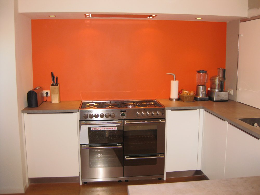 Bokmerk keuken achterwand kleuren Product in beeld