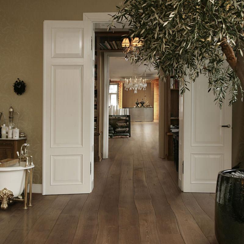 Bolefloor eiken houten vloer