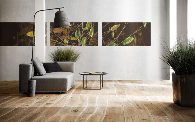 Bolefloor houten vloer naturel
