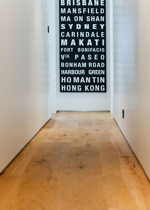 Bolefloor houten vloer rustiek