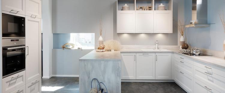 Keuken met Atlantic Oak look | Brigitte keukens