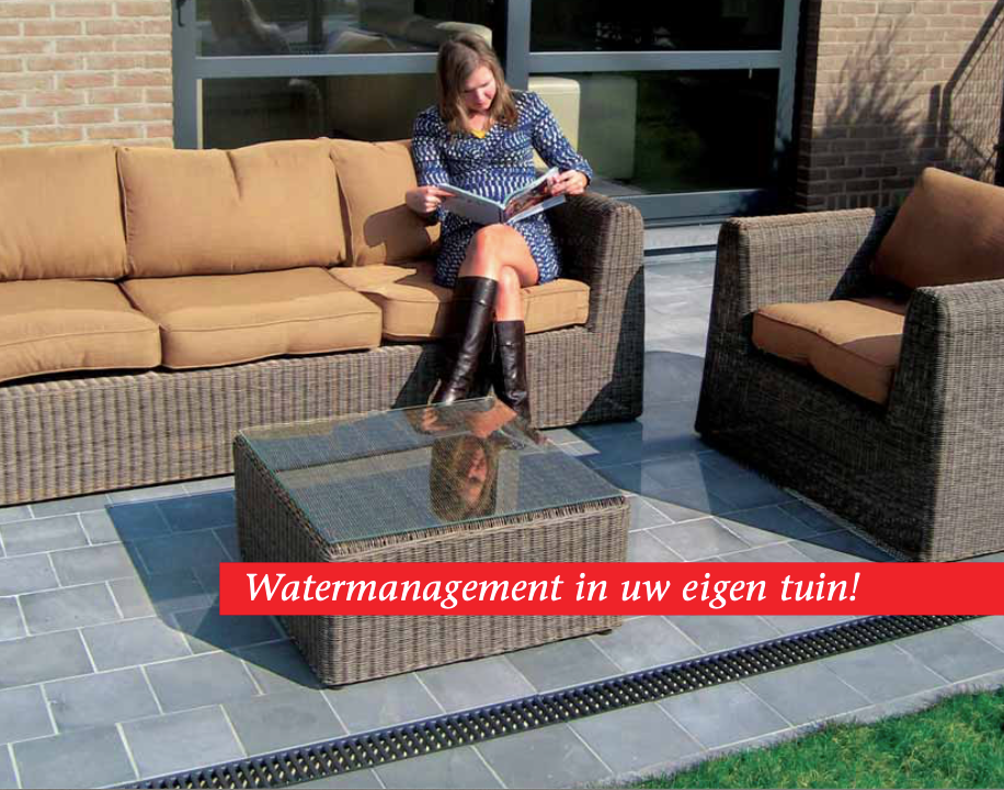 Brochure ACO EasyGarden watermanagement