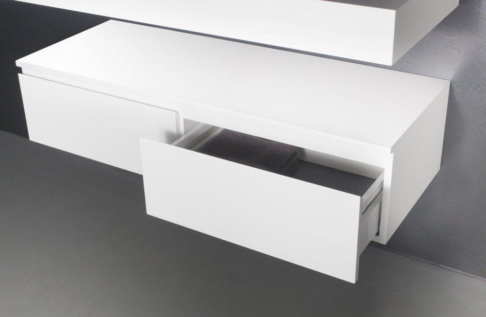 Kast Onder Wastafel : BURGMANS® maatwerk lades en kolomkasten ...