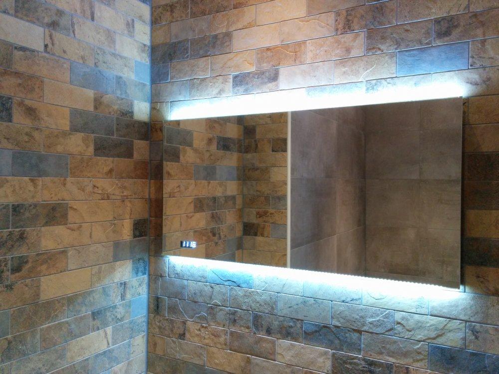 BURGMANS® maatwerk LED-spiegels